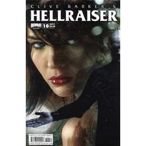 Clive Barkers Hellraiser Vol 2 #10 Regular Cover B