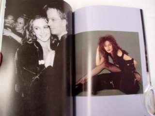 Diane Lane Japanese Photo Book/Deluxe Cine album!