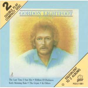 Songbook Gordon Lightfoot Music
