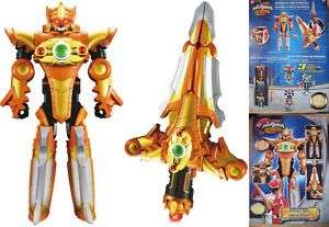 Power Rangers Megazord Sentinelle operation overdrive