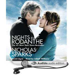 (Audible Audio Edition) Nicholas Sparks, JoBeth Williams Books