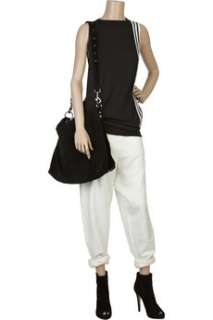 Cotton blend track pants   88% Off Now at THE OUTNET