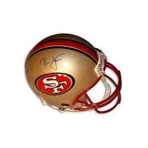 Ronnie Lott Autographed San Francisco 49ers Riddell Pro Line Helmet