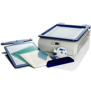 Yudu Screen Printing Machine with Inks and Screens
