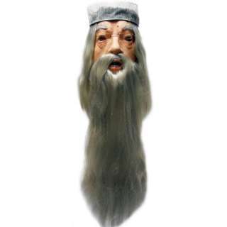 Harry Potter   Albus Dumbledore Latex Mask, 33041