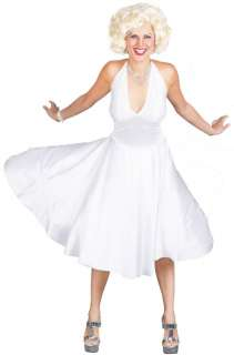 Adult Deluxe Marilyn Monroe Costume   Classic Celebrity Costumes
