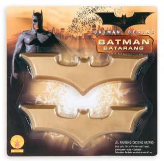 Batman Batarang   Batman Begins Costume Accessories   15RU2477
