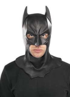 Batman Full Mask Latex   Batman Costume Masks   15RU4507