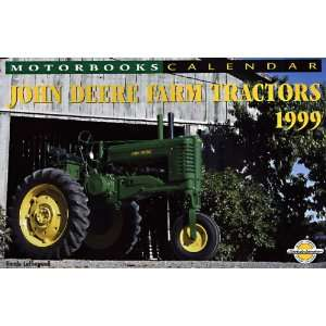 Deere Farm Tractors Calendar (9780760304952) Randy Leffingwell Books