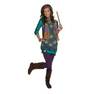 of Waverly Place Alex Paisley Dress Kids Costume   Small Toys & Games