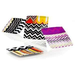 Assorted Missoni for Target ZigZag Appetizer Plates