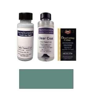 2 Oz. Aquamarine Frost Metallic Paint Bottle Kit for 1999