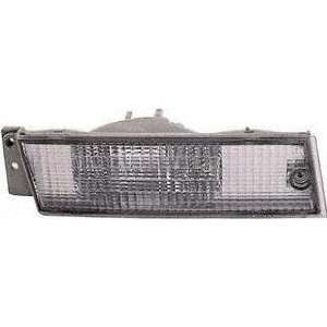 90 92 FORD PROBE PARKING LIGHT LH (DRIVER SIDE), GL/LX Models (1990 90