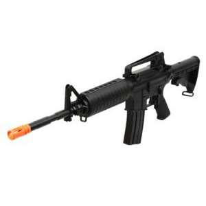 AEG Electric Full Scale Metal Gearbox M4 SR16 Series Rifle M16A4 M4A1