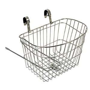 Sunlite Secure Mount SS Bicycle Basket Sports & Outdoors