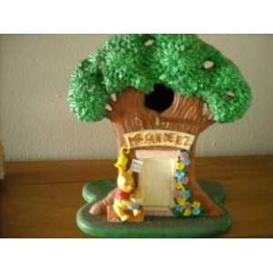 Disneys Winnie the Pooh Tree Bird House
