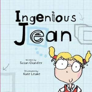 Ingenious Jean (Books for Life) [Board book] Susan Chandler Books