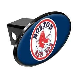 Boston Red Sox Trailer Hitch Cover with Pin  Sports