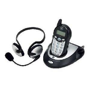 GE Headset Phone with Call Waiting Caller ID 2.4GHz plus