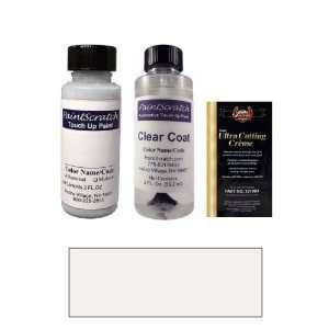 Oz. Can Am White Paint Bottle Kit for 1969 Chevrolet Corvette (972