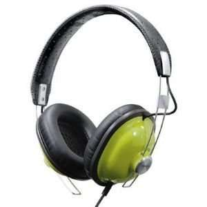 Stereo Headphone Green Electronics