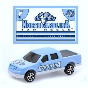 NORTH CAROLINA TAR HEELS NCAA 1   87 Scale Ford F 150 Pick