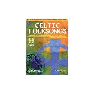 Hal Leonard Celtic Folksongs for All Ages (Bass Clef, Book