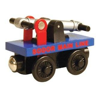 Cement Mixer Car Thomas & Friends Wooden Trains New Loose Item