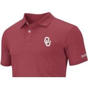 Oklahoma Sooners Colosseum NCAA Choice Polo