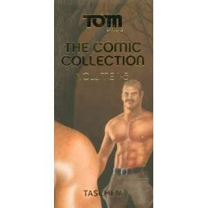 Tom of Finland: The Comic Collection (Boxed Set) (Set v