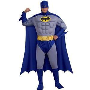 Lets Party By Rubies Costumes Batman Brave & Bold Deluxe Muscle Chest