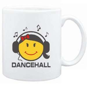 Mug White  Dancehall   female smiley  Music