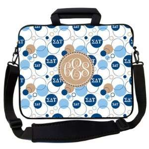 Got Skins Laptop Carrying Bags   Sigma Delta Tau 02 Electronics