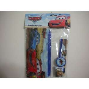 Disney Cars Stationary Set Toys & Games