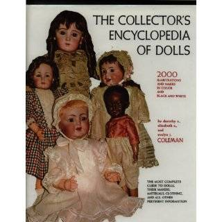 Collecting German Dolls (9780818403330) Jean Bach Books