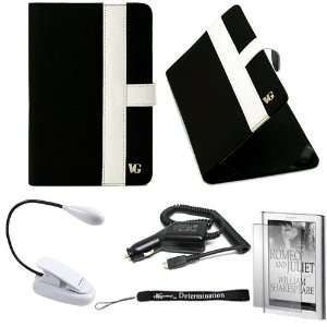 Portfolio Cover Carrying Protective Case for Sony PRS 950 Electronic