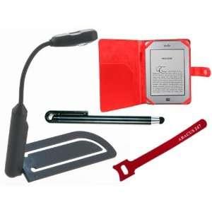 Luminator Touch LED Booklight Reading Light for Books / eReaders