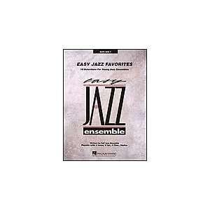 Easy Jazz Favorites   Alto Sax 1 Alto Sax 1
