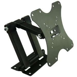 Tilted TV Wall Mount for 10 42 Plasma LCD TV Flat Panel Electronics