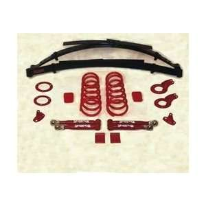 Single Flex Class 2; Suspension Lift Kit Automotive