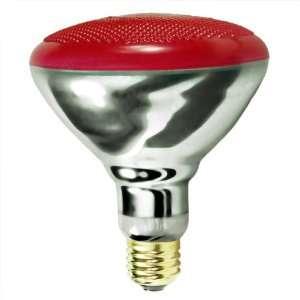 Halco 404116   BR38RED100 Colored Flood Light Bulb
