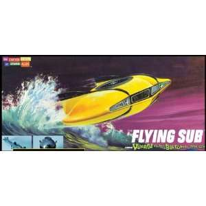 Bottom of the Sea Mini Flying Sub & Di  Toys & Games