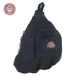 Mercury Luggage Ohio State Buckeyes Black Sling Bag