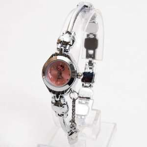 Hello Kitty Quartz Wrist Watch Pink