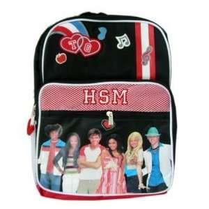 Disney High School Musical Backpack Toys & Games