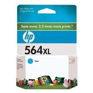 HEWLETT PACKARD, HP No.564XL Cyan Ink Cartridge (Catalog