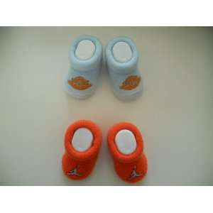 Nike Jordan Booties Girl Boy Baby Infant 0 6 Months with
