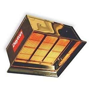 DAYTON 3E462 Heater,Infrared