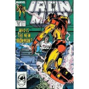 Iron Man (1st Series) #231: David Michelinie, Bob Layton, Mark