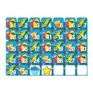 Pp Seasonal Calendar Days June: Office Products